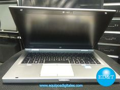 Laptop :	HP EliteBook 8460PPROCESADOR :	Intel Core i5-2520M 2.50GHzMEMORIA RAM :	4GB DDR3-SDRAMDISCO DURO :	320 GBPANTALLA :	14 pulg.