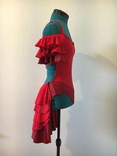 Trendy Ideas for latin dancing inspiration Lyrical Costumes, Belly Dance Costumes, Aerial Costume, Tango, Pullover Shirt, Latin Dance Dresses, Salsa Dancing, Figure Skating Dresses, Ballroom Dress