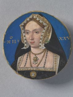 This portrait miniature is the earliest in the ROM's collection. It was initially attributed to Hans Holbein, and was thought to be a portrait of Jane Seymour – a lady-in-waiting to both Katharine of...