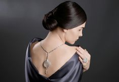 Cartier used Paris Couture week to unveil a staggering half of what will be their Biennale collection, which proved as diverse as it was exquisitely realised. Cartier Necklace, Cartier Jewelry, Jewellery, Paris Couture, Couture Week, Cheap Jewelry, Fine Jewelry, White Gold Rings, Diamond Cuts