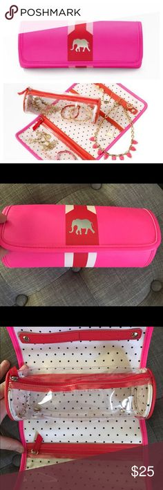 Travel Jewelry Roll Bag promotion travel jewelrybag