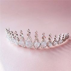 Fairytale crown with rainbow reflecting gems crown aesthetic, princess aesthetic, pink aesthetic, princess Crown Aesthetic, Princess Aesthetic, Aesthetic Girl, Princess Allura, Pink Princess, Princess Tiara, Christa Renz, Tout Rose, Everything Pink