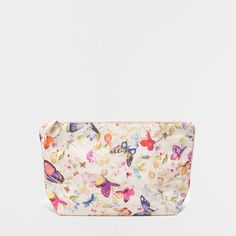 Zara Home New Collection Zara Home Collection, Printed Linen, Home Fragrances, Butterfly Print, Toiletry Bag, Little Princess, Floral Tie, Sunglasses Case, Bags