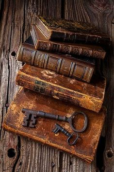 Old Books Display
