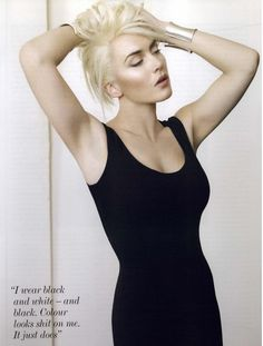 Kate Winslet. Strong. Bold. Beautiful.