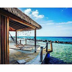 """Aruba es conocida como """"una isla feliz"""" dicen que su gente es amable y sus paisajes bellos qué opinan?  REPOST>> @arubatourism  Aaaahhhh.....who would you spend the day here with?  Pic by @renaruba  #aruba #discoveraruba #onehappyisland #friday #placeok #travellers #travelbloggers #travelblog #travelinspector #travel #awesome #cute #picoftheday #happy #bestoftheday #igers #amazing #followme  #repost #instagood #instamood #fun #follow #pretty #cool #iamtb"""