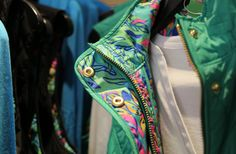 Lilly Pulitzer Quilted Getaway vest.  Limited sizes available, get yours before there gone!