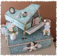 des idées pour créer un piano
