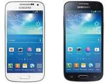 Samsung Galaxy S4 Mini GT-I9195 4G LTE Unlocked Smartphone - 8GB - Black/White