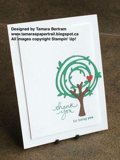 Tamara's Paper Trail