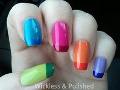 Avon Spring colors