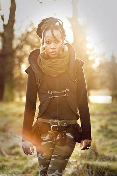 Post-Apocalyptic Fashion