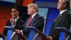#JebBush Trending on #Trendstoday App #Facebook (India).  Jeb Bush:Candidate Calls Donald Trump a 'Chaos Candidate' During CNN-Facebook GOP Debate. #donaldtrump #GOP #debate #chaoscandidate #CNN #facebook Get App:http://trendstoday.co/install.html
