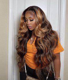 Sew In Hairstyles, Black Girl Braided Hairstyles, Baddie Hairstyles, Birthday Hairstyles, Ponytail Hairstyles, Lace Front Wigs, Lace Wigs, Curly Hair Styles, Natural Hair Styles
