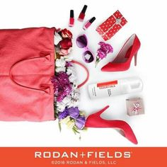 Getting ready for summer? Packing up your beach bag? Don't forget your Rodan + Fields essentials!