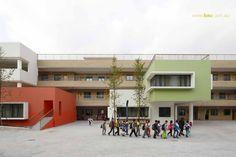 Gallery - Jiangyin Primary & Secondary School / BAU Brearley Architects + Urbanists - 12
