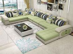 31+ Beatiful Modern Sofa Set Designs For Living Room #livingroomideas #livingroomdecorideas