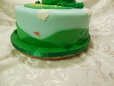 Golf Cake.