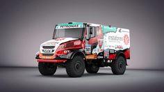 Aleš Loprais - De Rooy Truck Dakar 2016