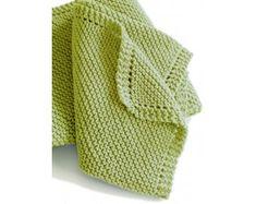 Farnsworth Blanket Pattern (Knit)