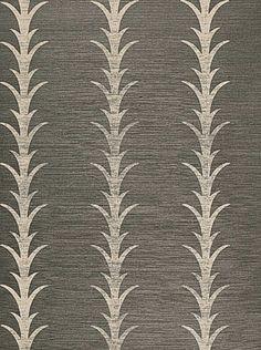 DecoratorsBest - Detail1 - Sch 5006050 - Acanthus Stripe - Shadow - Wallpaper - - Fabrics - DecoratorsBest