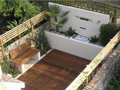 decorar pequeño patio interior - Buscar con Google