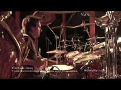 """Harmony Central interviews Todd Sucherman, drummer extraordinaire for the rock band Styx. In part two Todd talks about performing with the band Spinal Tap and the making of his instructional DVD """"Methods and Mechanics."""" Todd talks about his upcoming instructional DVD and describes how the drive to be a musician can become a lifelong career with ..."""