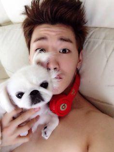Henry | Weibo 140130