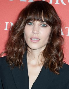 Model Alexa Chung attends the 30th Annual Night Of Stars presented by The Fashion Group International at Cipriani Wall Street on October 22,...