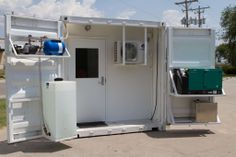 20ft All-In-One Clinic In A Can