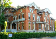 Paddock Mansion, Watertown, NY