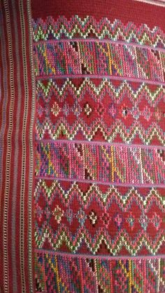 Guatemala patterns