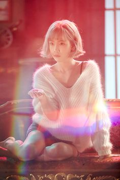 Taeyeon (태연) is a South Korean soloist under SM Entertainment. Taeyeon is currently a member of Girls' Generation (SNSD). Sooyoung, Seohyun, Snsd, Taeyeon Rain, Kim Hyoyeon, Girls Generation, Girls' Generation Taeyeon, K Pop, Taeyeon Tumblr