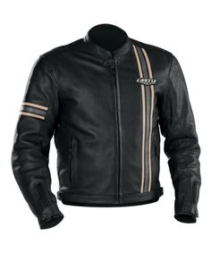 Vintage Leather • Men's Motorcycle Jackets • Castle X Snow and Motorcycle Apparel