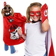 Ready for a Grand baby! Georgia Bulldogs Youth Superhero Costume  #ultimate tailgate  #fanatics