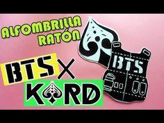 DIY KPOP: Albomfrilla ratón BTS y K.A.R.D | Pinku y Blaqui - YouTube