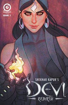 Shekhar Kapur's Devi: Rebirth #1 (Issue)