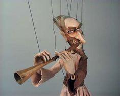 Marionettes by Antonin Muller