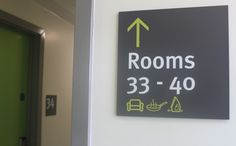 South Tyneside College |  student accommodation #studentliving Wayfinding Signs, Signage, Student Living, College Students, Helping People, Sorority Sugar, Student, Signs