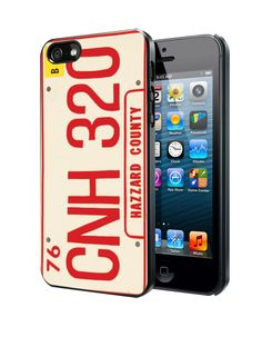 The Dukes of Hazzard License Plate Samsung Galaxy S3/ S4 case, iPhone 4/4S / 5/ 5s/ 5c case, iPod Touch 4 / 5 case