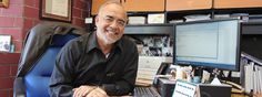 Vicente Madrid Marina, apasionado por la ciencia y la vida