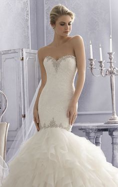 Mori Lee 2685 Dress