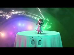 Hotel Transylvania Monster Party - Where Did The Time Go Girl + Lyrics - YouTube