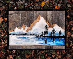 I have one copy of this piece for sale on my website for just $95.00 👏🏻 It's been sitting on my wall for awhile and needs a new home. www.woodensense.com . . . . #Woodensense#Art#Artist#Paint#Painting#AcrylicPainting#InstaArt#Country#PNW#PacificNorthwest#Carpentry#Washington#WoodWorking#ReclaimedWood#Painter#PNWonderland#HomeDecor#Bear#Business#Trees#WestCoast#Artwork#Seattle#WoodArt#Nature#ArtOfTheDay#Gift#Washington#Artsy