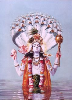 Lord with Seshnag