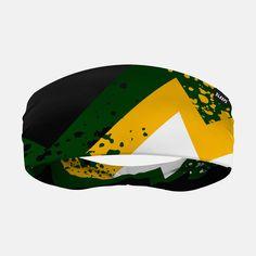 Vibes Jungle Double-sided Wide Headband