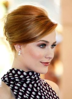 Paradise Make-Up: Peinados recogidos