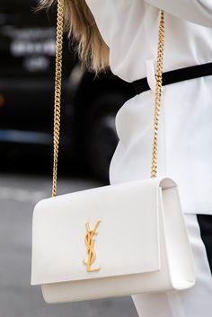 Beautiful handbag by Yves Saint Laurent, shop yours at catchys <3