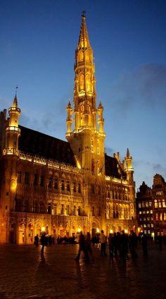 Brussels, Belgium (by Béla Török on 500px)