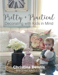The DIY Mommy - Making Things for Mommy, for Baby and for Home - Design, Decor, Sewing & Crafting - Edmonton, Canada DIY & Lifestyle Blog